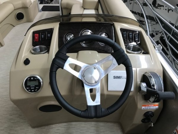 A 22SLX Tritoon is a Power and could be classed as a Pontoon,  or, just an overall Great Boat!