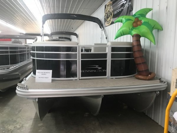 A 20SLXPDN Tritoon is a Power and could be classed as a Pontoon,  or, just an overall Great Boat!
