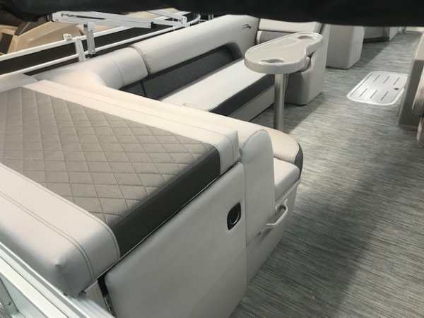 A 22SLXP is a Power and could be classed as a Pontoon,  or, just an overall Great Boat!