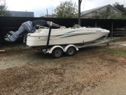 Pre-Owned 2003 Bennington RL210 Deckboat for sale