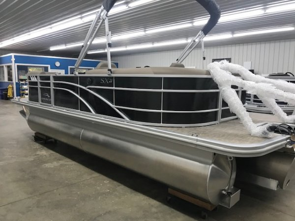 A 21SSRX Tritoon is a Power and could be classed as a Pontoon,  or, just an overall Great Boat!